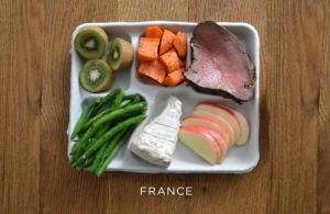 French Lunch