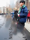 9/11 Memorial. Photo by Katie Linderme