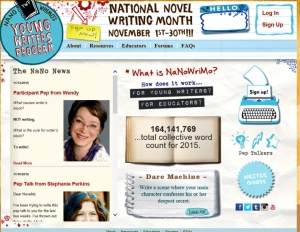 Bay Farm students participated in NaNoWriMo in November. Photo by Kyra Kong